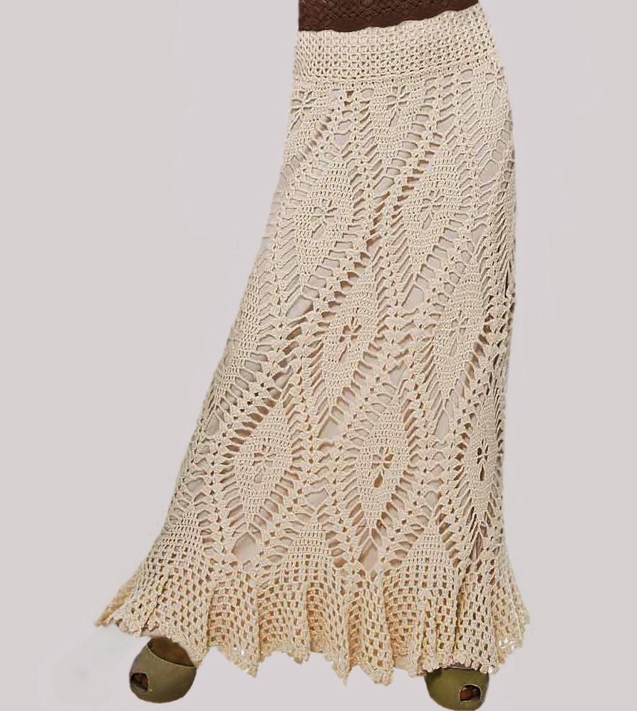 crochet skirt pattern ... enftinh