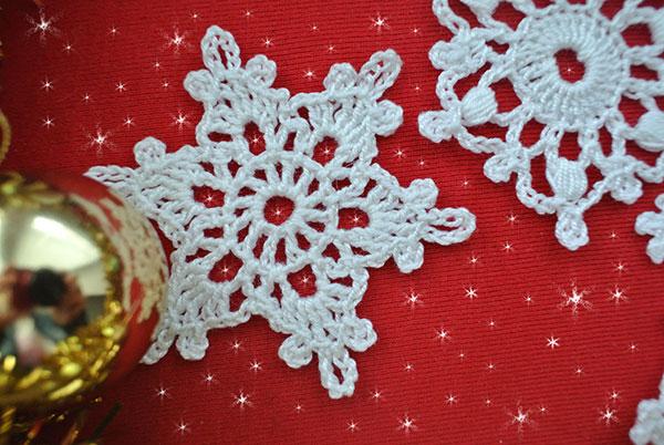 crochet snowflake pattern awxoifo