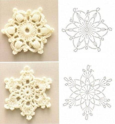 crochet snowflake pattern get free pattern herereport. crochet snowflakes free pattern yzwtvmk