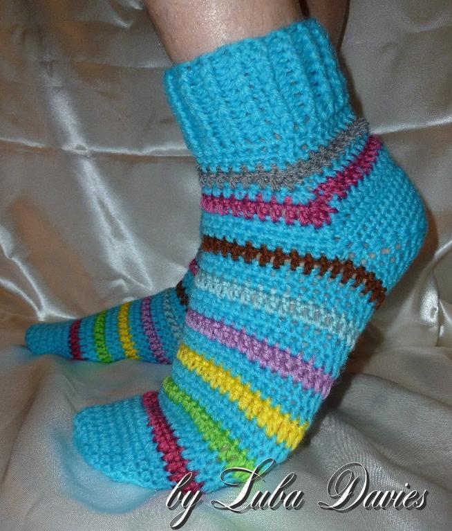 crochet sock pattern afterthought heel menu0027s socks free crochet pattern llssqyc
