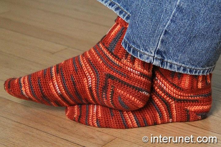 crochet sock pattern socks-crochet-pattern yfbxpwi