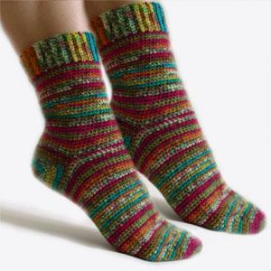 crochet socks click ... sbbgafc
