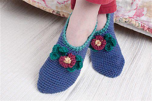 Wear the best Crochet Socks