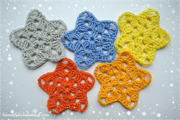 crochet star pattern crochet star free pattern ldbovor