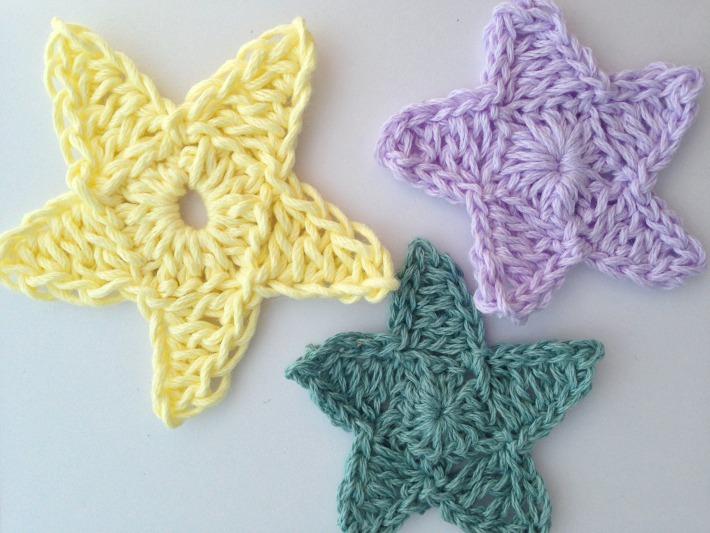 crochet star pattern how to crochet a star tutorial all three stars inhvtay