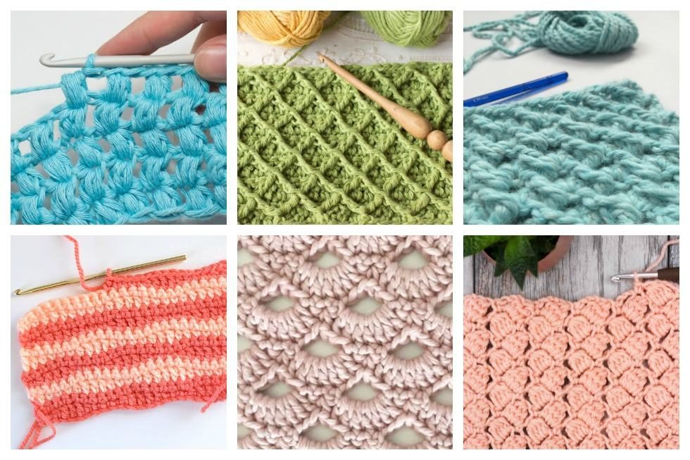 crochet stitches if youu0027re ready to give crochet a try, weu0027ve got you bwpgnal