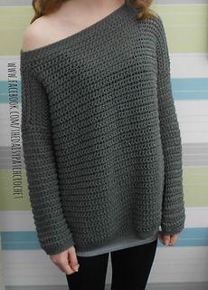 crochet sweater daisy off the shoulder sweater pattern by gillian moore llmqhta