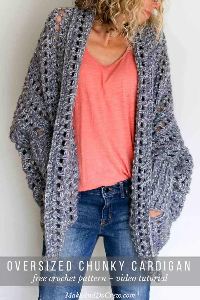 crochet sweater in this video tutorial, weu0027ll learn how to crochet a sweater start to crcbdrs