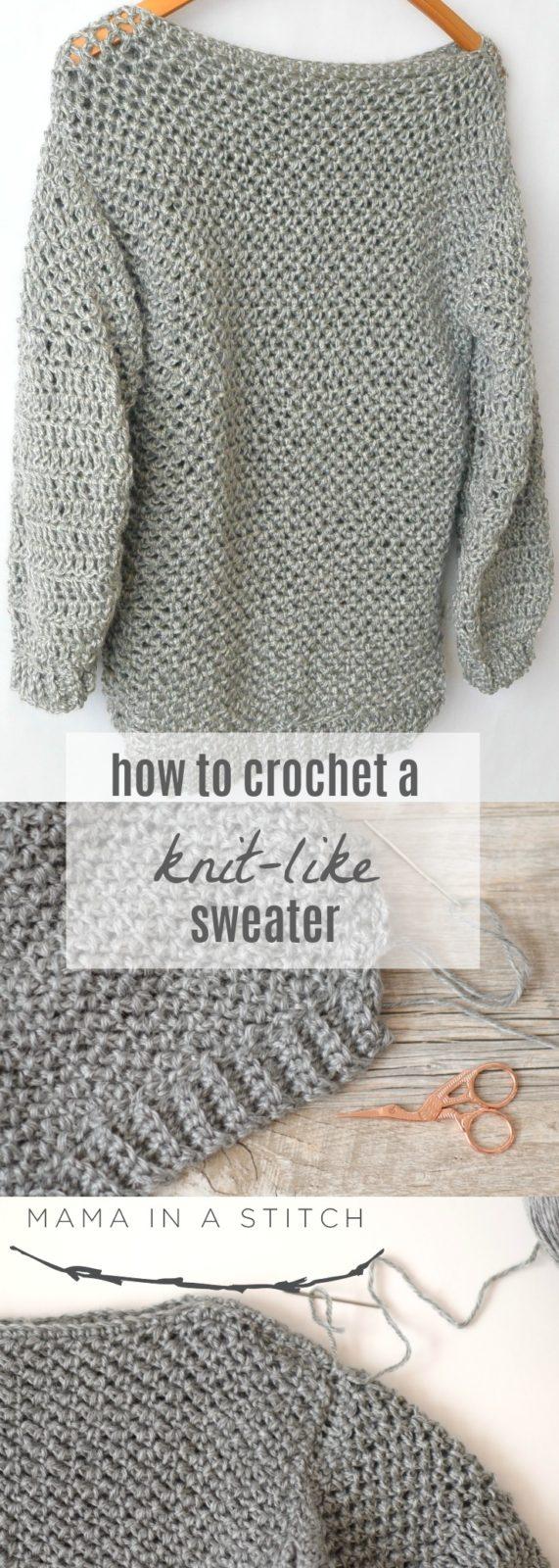 crochet sweater pin rcnmktp