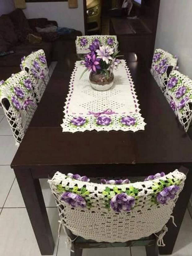 crochet table runner pattern orweamq