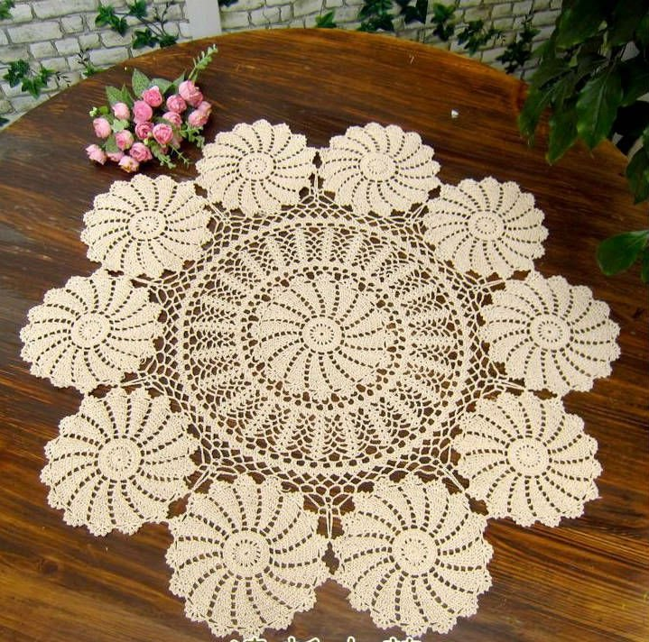 Crochet Tablecloth – for Aesthetic looks
