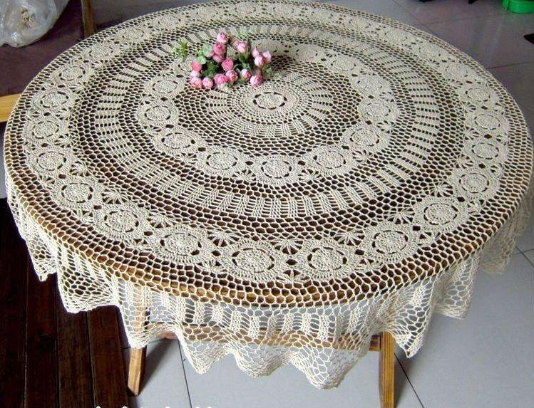 crochet tablecloth crocheted tea tablecloth 59 xrowqrl