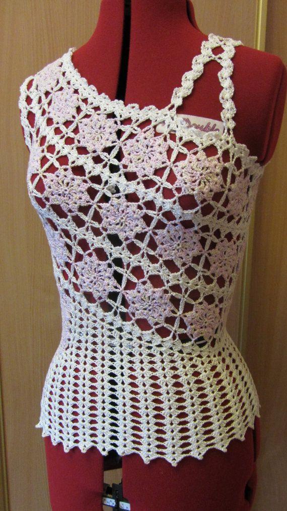 Crochet Blouse: Every Girl's Choice!