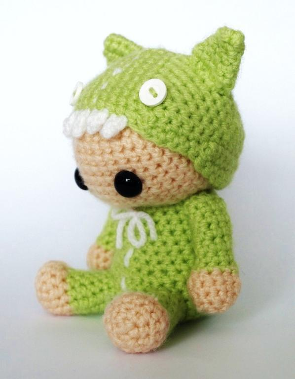 crochet toys name: crocheting : rawr - amigurumi crochet toy ytirscg