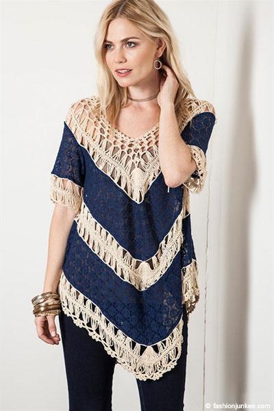 crochet tunic follow us on: xigmjuc