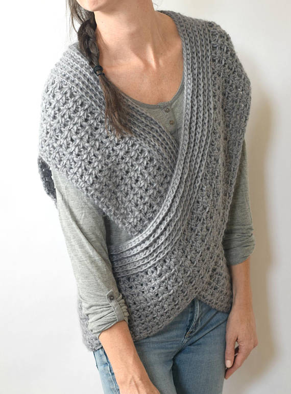 The newest trends in Crochet Vest