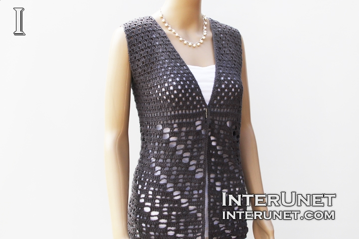 Crochet Vest jacket-vest-crochet-pattern nirtyut