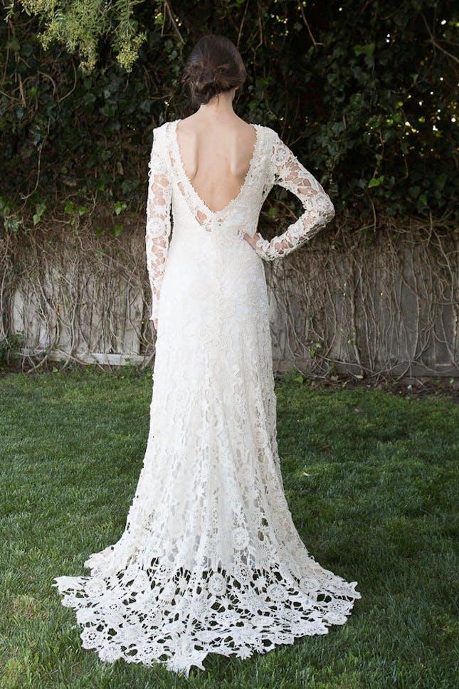 Best Crochet Wedding Dress On Your Wedding