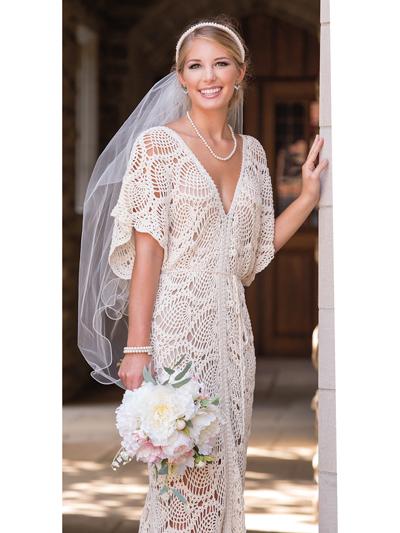 crochet wedding dress everlasting wedding dress crochet pattern ktdubaf
