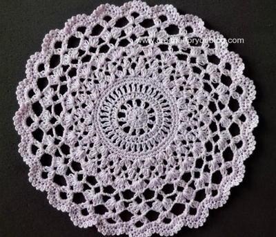 doily patterns pear blossums crochet doily ixiuvno