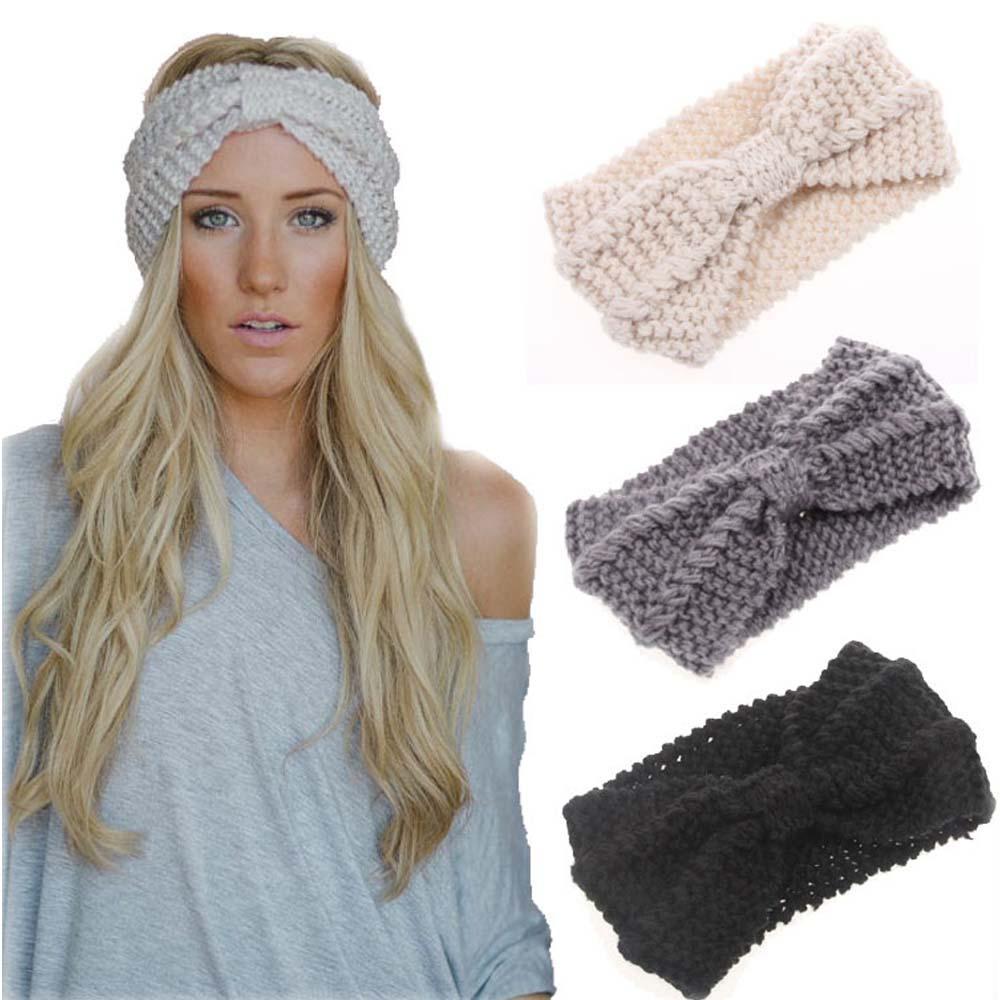 ear warmer knitted headband, headbands - bohemian bliss boutique rdxojmf