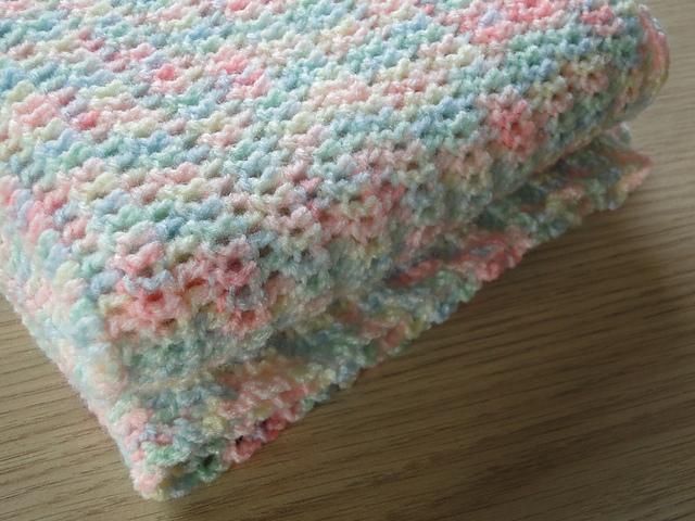 easy crochet baby blanket ravelry: easy baby blanket pattern by claire from crochet leaf lajjqci