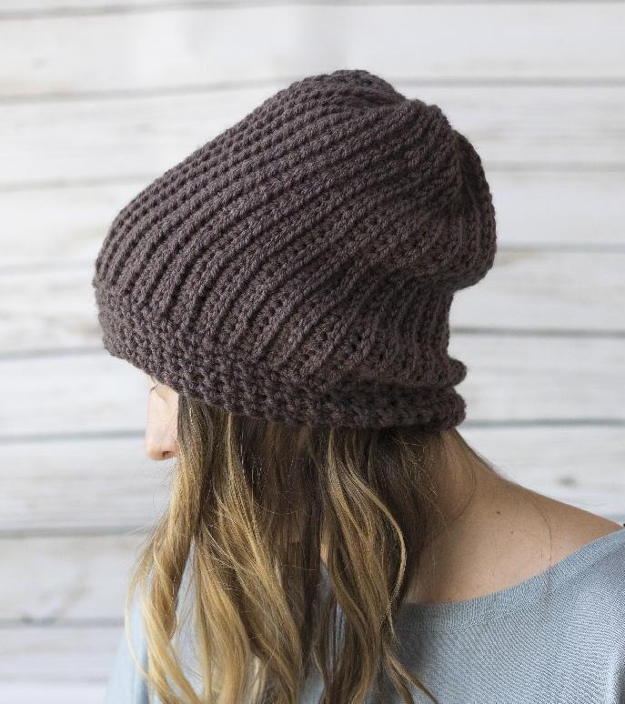 Easy Crochet Hat – for kids and Women