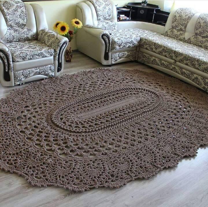 easy crochet rug patterns free ritohnb