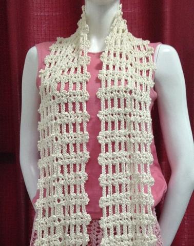 easy crochet scarf 2. click ... pfzklnm