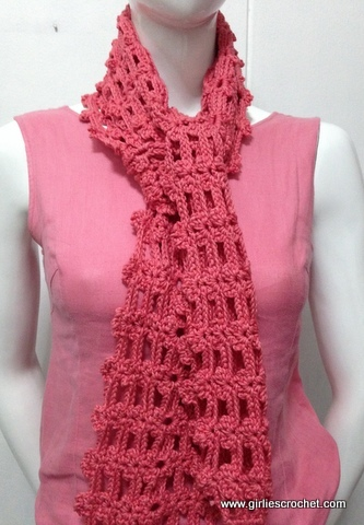 easy crochet scarf 2 okxiaxm