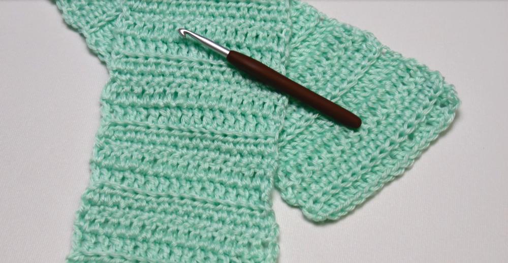 easy crochet scarf beginneru0027s crochet scarf | allfreecrochet.com naegbwp