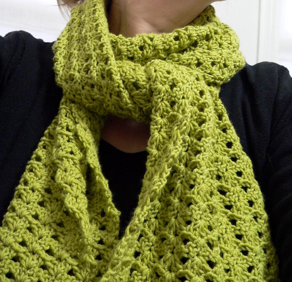 easy crochet scarf free easy scarf crochet patterns dxfweky