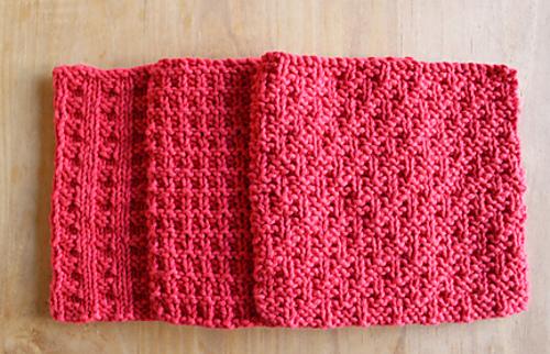 easy knitting patterns knitting pattern dish cloth nsyczyh