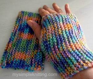 easy knitting projects mittens easy knitting patterns pmbqhan