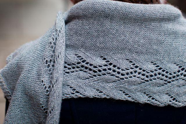 easy knitting projects miya shawl zjqsrta