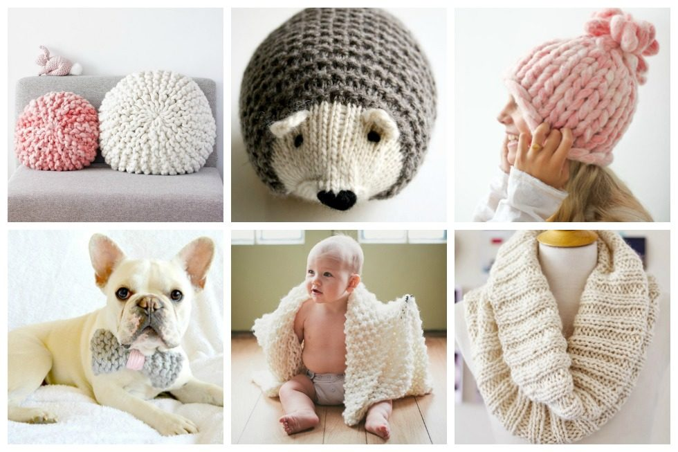 easy knitting projects to get you started on some gorgeous but simple projects, weu0027ve found these dtgppkc