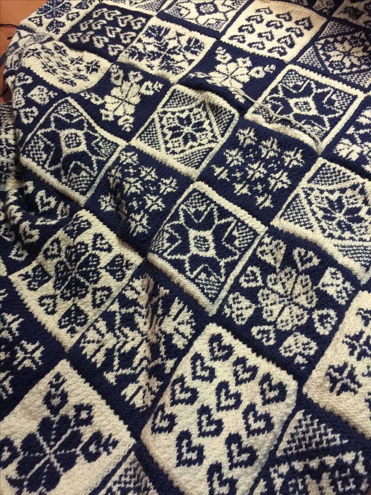 Fair Isle Knitting another louise botes creation. fair isle knitting in 100% south african  merino. hobjxrg