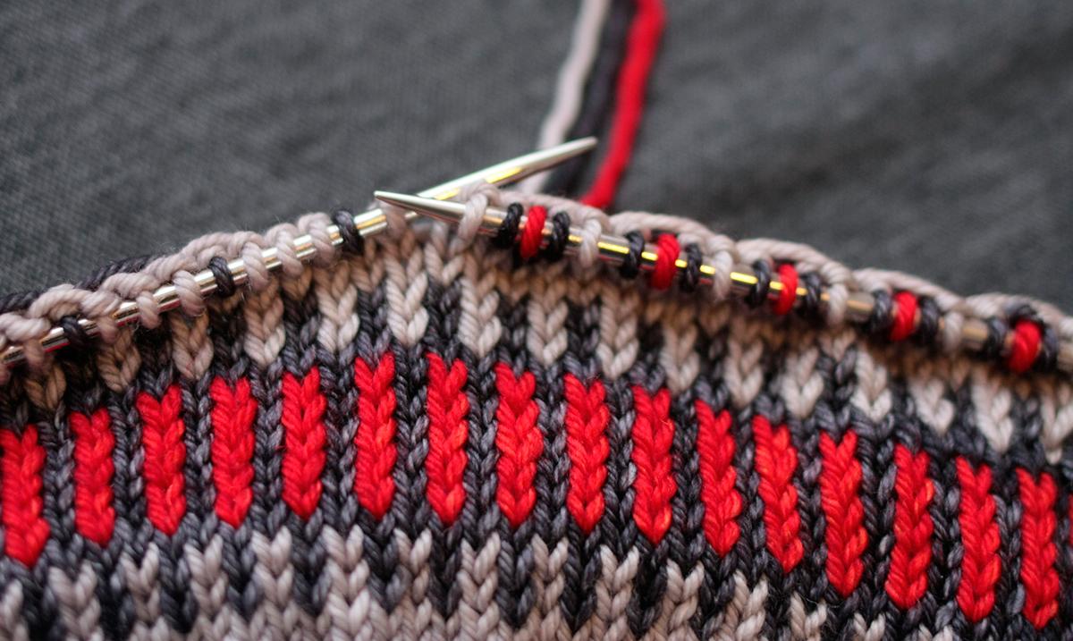 Fair Isle Knitting fair isle knitting whlizxl