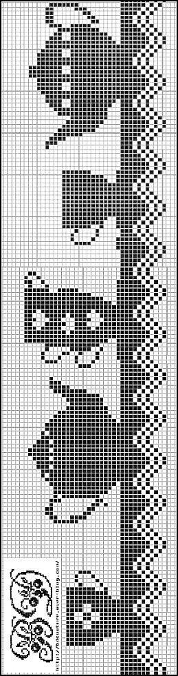 filet crochet álbum de imágenes para la inspiración. crochet diagramfilet ... svxepfk
