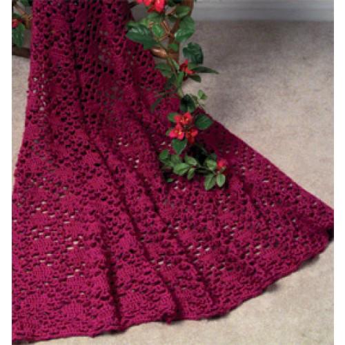 free afghan crochet patterns free lace enchantment afghan crochet pattern fhcguan