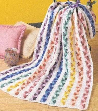 free afghan crochet patterns plaited scraps afghan free crochet pattern brsyhpp