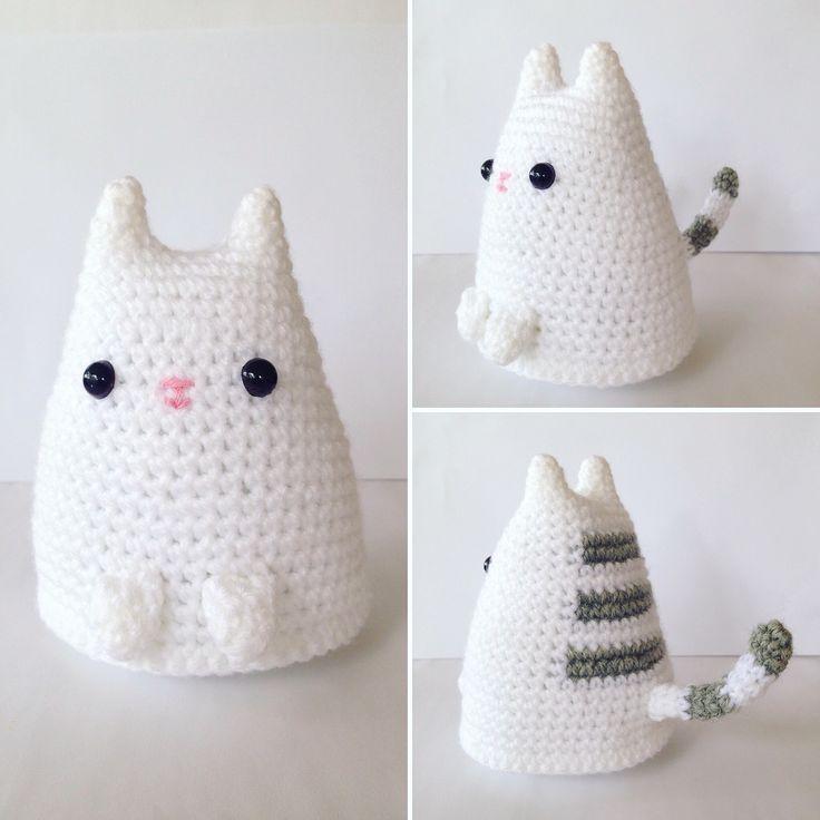 free amigurumi patterns amigurumi cat - free crochet pattern / tutorial tpajnnh