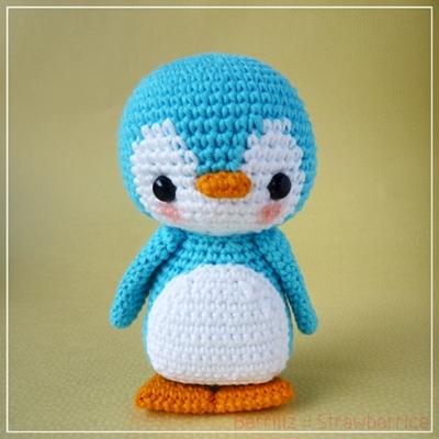 free amigurumi patterns pen-pen the penguin amigurumi by berriiiz rgtqzyh