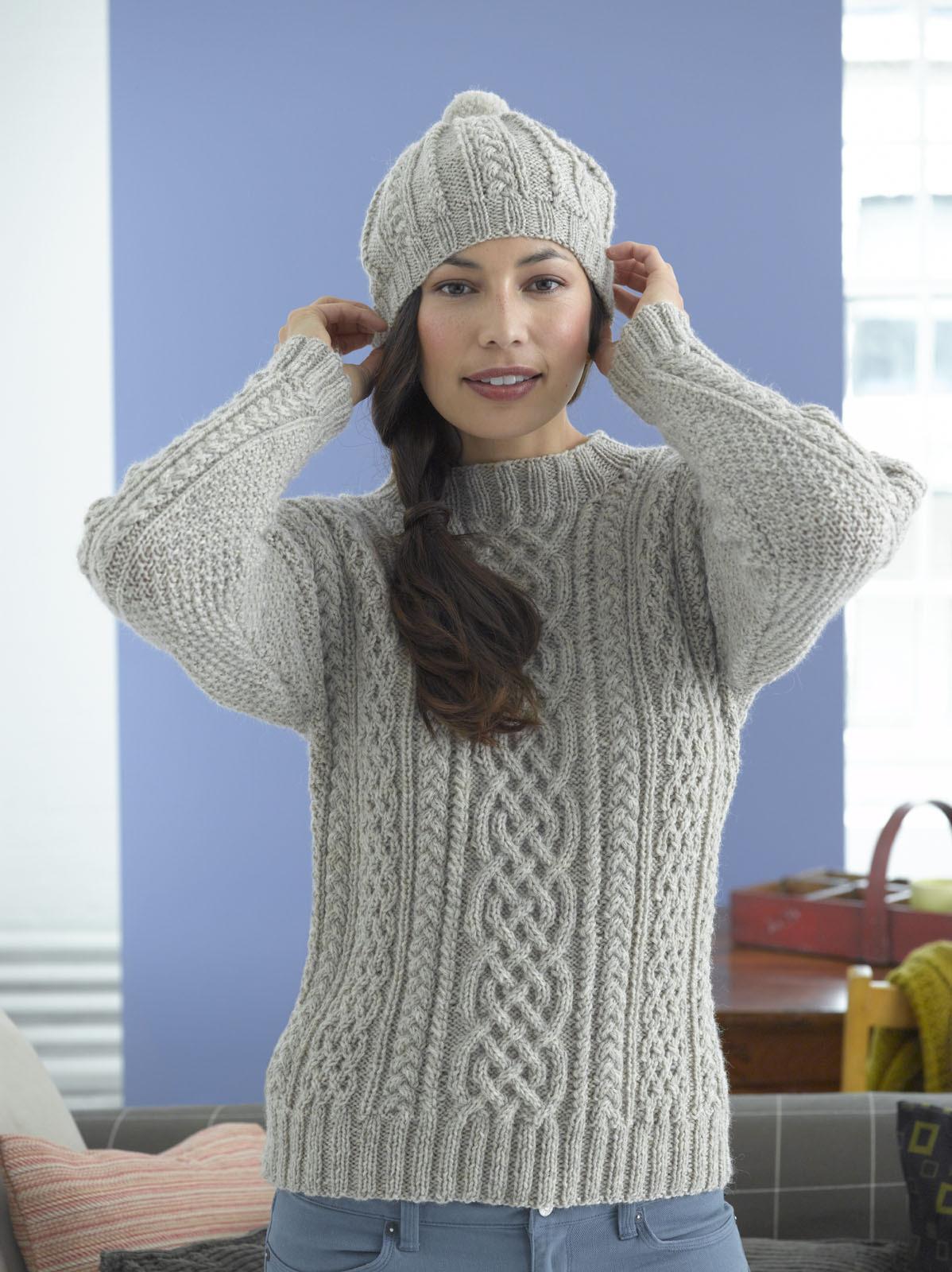 free aran knitting patterns cute-free-aran-knitting-patterns-ladies-top-5- xstxisa