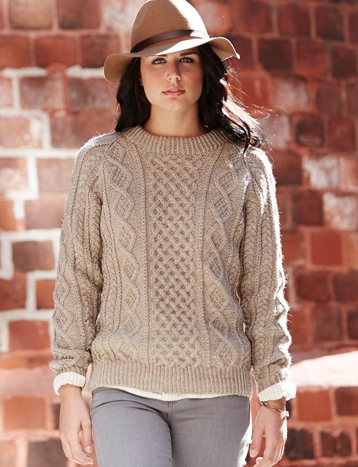A Best One Various Knitting Patterns: Free Aran Knitting Patterns