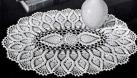 Delicate Doily Designs: Free Crochet Doily Patterns