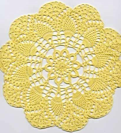 free crochet doily patterns qhqmbmo