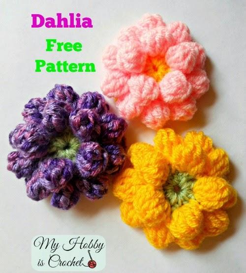 free crochet flower patterns 25 crochet patterns - floral fixation - flowers, flowers, flowers...  compiled evzwgtd