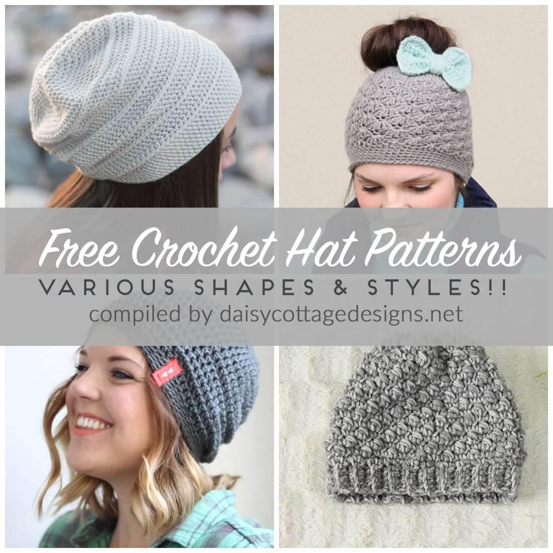 free crochet hat patterns   free crochet patterns   crochet patterns   use auzvlum
