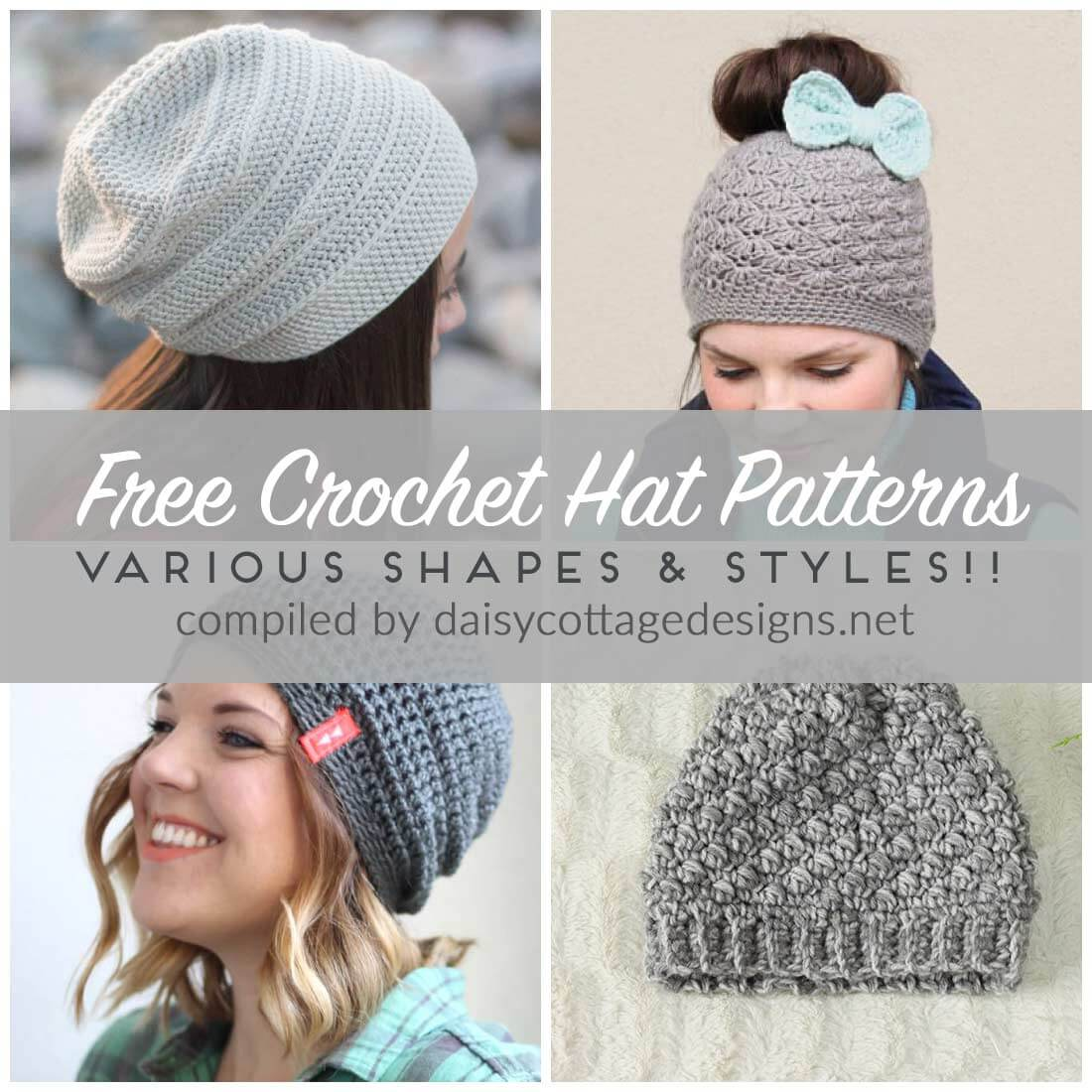 free crochet hat patterns | free crochet patterns | crochet patterns | use zdaiwsu